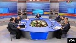 İctimai Televiziyada debat