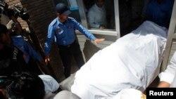 2일 사라브지트 싱의 시신이 파키스탄 병원에서 부검되었다.