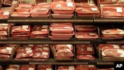 There's a growing worldwide demand for meat.