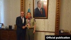 Elmar Məmmədyarov və Pan Ki Mun
