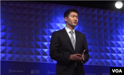 Hyunjun Park, and his company, Catalog, make artificial DNA used to store digital information.