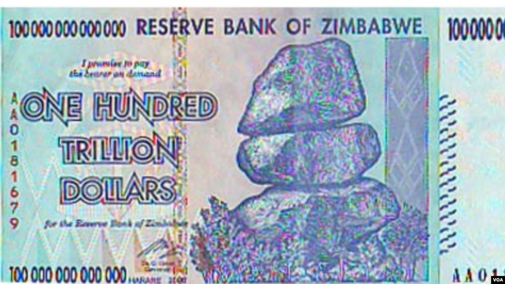 Zimbabwe Says It S Demonitization Scheme Is Designed To Get Rid Of The Defunct Local Currency