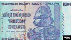 Zimbabwe says it's demonitization scheme is designed to get rid of the defunct local currency, which fetches more on streets and online.