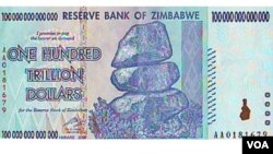 Zimbabwe dumped the local currency in 2009 following historic hyperinflation and introduced multiple currencies.