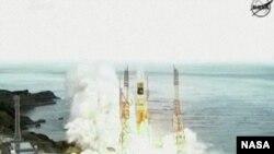 日本成功发射H-2B 火箭将供应货舱送上国际空间站