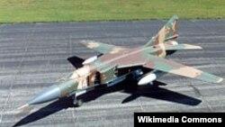 هواپیماهای ارتش سوریه که به دست شورشیان افتاده ظاهراً از نوع میگ۲۱ یا میگ ۲۳ است.