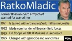 BiH: Mladić za jedne zločinac, za druge heroj