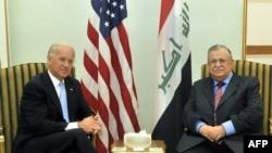 ABŞ vitse prezidenti İraqa gəlib