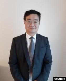 德國哥廷根大學經濟學系教授于曉華(照片提供:於曉華)