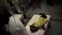 Cólera no Soyo causa alarme em Luanda - 1:30