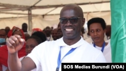 Reverien Ndikuriyo