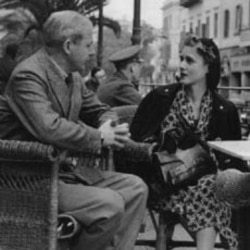 Clare Boothe Luce in Cairo in June 1942