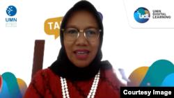 Paristiyanti Nurwardani, Sekretaris Dirjen Dikti Kemendikbud