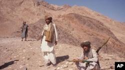 Kelompok Taliban menuntut pendudukan asing di Afghanistan diakhiri (foto: ilustrasi).