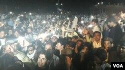 شمالي وزيرستان کې احتجاجي ناسته