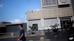 目前位于特拉维夫市的美国驻以色列大使馆