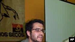 Rui Llena Banes - Historiador angolano