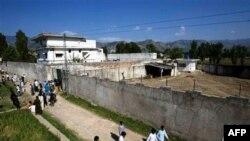 Khu nhà ở Pakistan nơi bin Laden bị giết