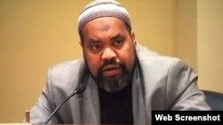 Vashingtondagi Dalles musulmonlar jamiyati rahbari imom Muhammad Majid