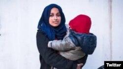 Hoda Muthana, mujer de Alabama que se unió a ISIS no puede regresar a EE.UU., anunció el Departamento de Estado el miércoles 20 de febrero de 2019. Foto: CAIR Florida, fecha desconocida.