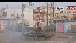 2011-12-16 粵語新聞: 敘利亞爆發新的衝突