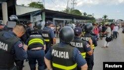 Costa Rica solo aceptará refugiados en situación muy vulnerable, principalmente de El Salvador, Honduras y Guatemala.