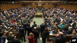 پارلهمانی بریتانیا