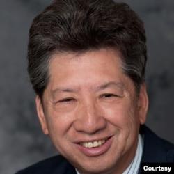 香港行政會議成員湯家驊。(湯家驊臉書圖片)