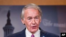 에드워드 마키 민주당 상원의원.