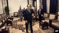 Premijer Iraka Nuri al-Maliki