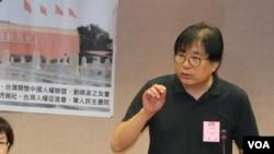 杨宪宏先生(美国之音齐勇明拍摄)