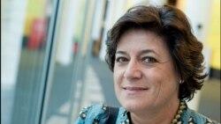 """Ana Gomes: """"Angola merece eleições com altos padrões"""" - 2:09"""