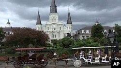Brzi oporavak sveučilišta Tulane nakon uragana Katrine