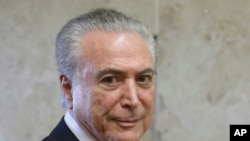 TSE julga cassação da candidatura Dilma/Temer no Brasil