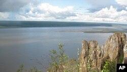 西伯利亞自然資源豐富