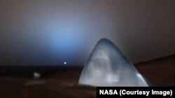 美國太空總署探索開發充氣太空棲息地