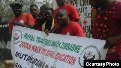 Nhengo dzesangano reAmalgamated Rural Teachers Union of Zimbabwe