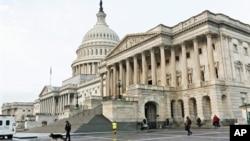 DPR AS menyetujui anggaran sementara, tetapi membatalkan UU 'Obamacare' hari Jumat 20/9 (foto: dok).
