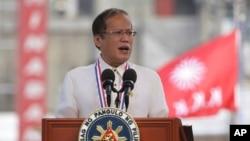 菲律賓總統阿基諾三世 (資料圖片)