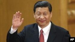 Novi lider Kine Ši Đinping