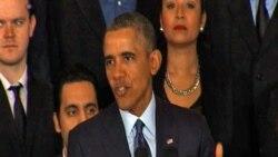 Падение рейтинга Обамы