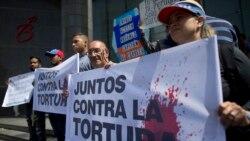 美國政府政策立場社論: 馬杜羅政權嚴重踐踏人權