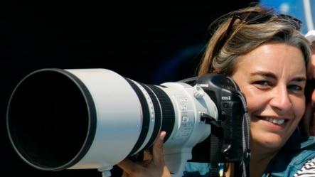 انجا نیدرنگهاوس فوتوژورنالیست آلمانی اسوشیتدپرس