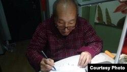 王景垚在一篇聲明中簽字,真相大白前拒絕紅衛兵宋彬彬等對打死他妻子做出的道歉。(照片取自網絡)