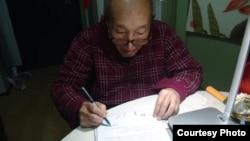 王晶垚在一篇声明中签字,真相大白前拒绝红卫兵宋彬彬等对打死他妻子做出的道歉。(照片取自网络)