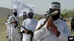 Para militan Taliban Afghanistan (foto: dok).