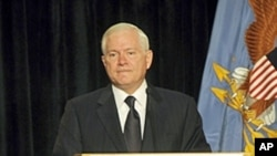 US Defense Secretary Robert Gates, 20 Apr 2010