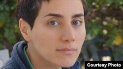 مریم میرزاخانی، ریاضیدان