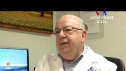 Հայ բժիշկ Կարո Դերցակյանը