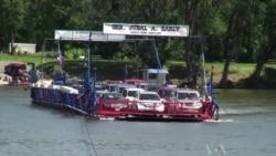 Historic US Ferry Keeps Giving Passengers Enjoyable Rides